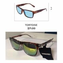 Converse Men's Tortoise Square Plastic Polarized Sunglasses H051 - $44.55