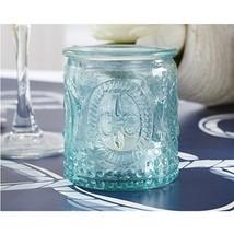 Vintage Blue Glass Tealight Holder (set of 32) - $93.07