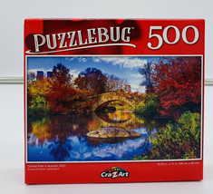 Central Park In Autumn, NYC - Puzzle - 500 Pc - New - $4.70