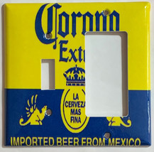 Corona Extra La Cerveza Light Switch Power Outlet wall Cover Plate Decor image 4