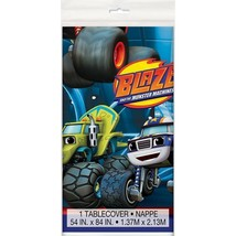 Blaze and the Monster Machines 54 x 84 Tablecover Truck - $4.74