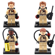 6pcs Ghostbusters Winston Zeddemore Dr. Egon Spengler Fit Lego Minifigur... - $11.99