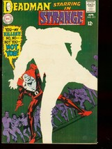 STRANGE ADVENTURES #211 1968 DC DEADMAN NEAL ADAMS ART VG/FN - $37.83
