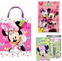 Minnie Mouse Activity Tote with Coloring Books Play Pack - Stickers & Cr... - $13.29