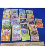 Pokemon Card Game Trading Cards Deck Gligar Zubat Mixed Lot of 21 - $9.89