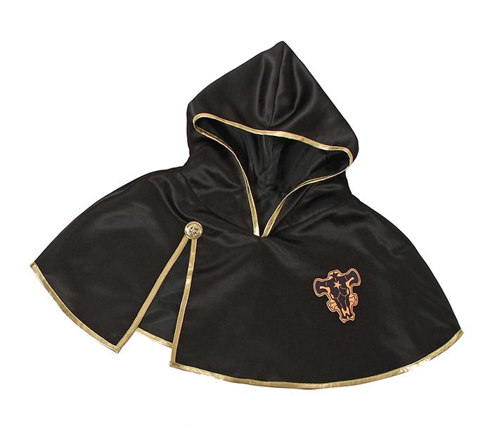 Black clover asta black bull hooded robe cosplay buy