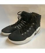Nike Hyperdunk 2016 TB Basketball Shoe 856483-001 Black White Men's Size 14 - $74.22