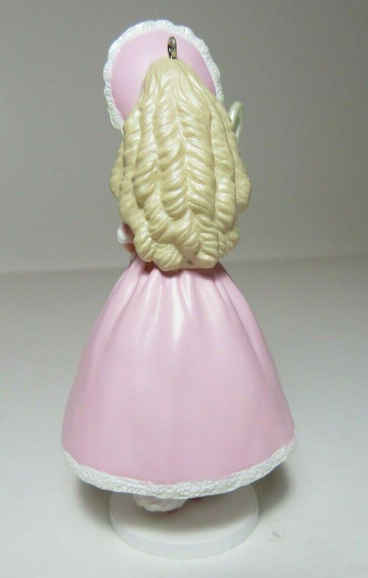 1999 Barbie Little Bo Peep Childrens Collectors Series Hallmark Ornament #2
