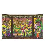 Mardi Gras Insta-View Wall Decoration Kit New Orleans - $11.74 CAD
