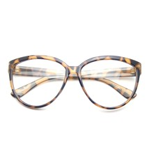 Damen Retro Nerd Klarglas Mode Cat Eye Geek Brille - $8.50