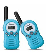 Caroger Kids Walkie Talkies Two Way Radios 22 Channel 3000M MAX 5000M Op... - $16.07