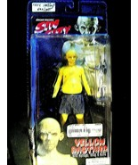 "RARE VARIANT ""NOT SMILING"" YELLOW BASTARD SIN CITY ACTION FIGURE WITH ACCESORIES - $28.71"