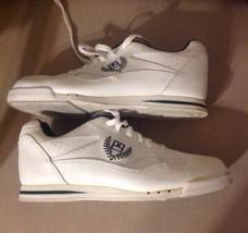 Brunswick Galaxy Women's Bowling Shoe White and Blue US 8.5  UK 7.5  Eur... - $20.79