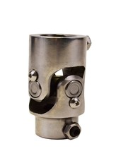 "Forged Stainless Steel Yokes Steering Shaft U-Joint 13/16"" 36 Spline To 1"" DD image 2"