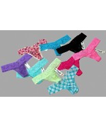 Beautiful JESSICA SIMPSON Stretch Lace Panties Thongs NWT Wms Nice Color... - $9.99