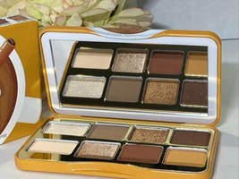 Too Faced HOT BUTTERED RUM Eyeshadow Palette 8 Shades Limited Edition Au... - $24.70