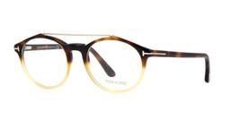 3f4d19982b726 Authentic Tom Ford Eyeglasses TF5455 056 Havana Frames 50MM Rx-ABLE -  £80.24 GBP