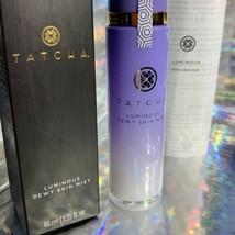 New In Box Full Size 1.39oz / 40mL Tatcha Luminous Dewy Skin Mist