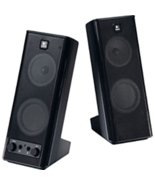 Logitech X-140 2.0  speakers, for computers and laptops - $37.95