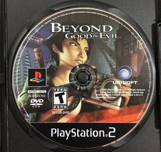 Beyond Good & Evil (Sony PlayStation 2, PS2 2003) Disc Only - $9.66