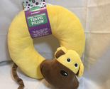 Supersoftanimalcharacterpillowyellow thumb155 crop