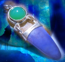 Haunted Necklace Call Forth Beauty And Luck Offer Only Extreme Magick Scholars - $200.00