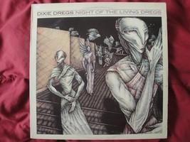 "Dixie Dregs ""Night Of The Living ""Vinilo LP 1979 Capricornio Record Esté... - $18.48"