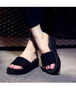 Women's Platform Slippers - $11.99