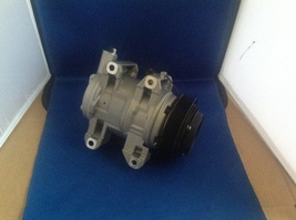02 06 nissan altima 2.5 ac compressor with clutch  1  thumb200