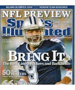 Sports Illustrated Magazine, September 1 2008, Bring It, NFL Preview - $3.25