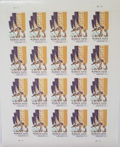 Women Vote 19th Ammendment 2019 1st Class (USPS) FOREVER Stamps 20 - $15.95