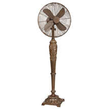 "DecoBreeze Cantalonia 16"" Oscillating Floor Fan DBF043 - $239.99"
