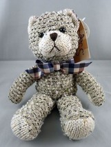 """Russ Berrie Teddy Bears From Past Timothy Knit Plush 9"""" Stuffed Animal #4943 Tag - $32.71"""