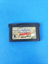 Monster Truck Madness game Nintendo Gameboy Advance SP - $8.11