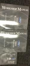 2009 Ford Ranger Truck Service Shop Reparatur Werkstatt Manuell Set W To... - $94.58