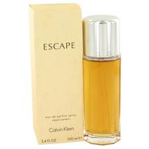 Calvin Klein Escape Perfume 3.4 Oz Eau De Parfum Spray image 2