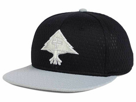 LRG Lifted Research Group Brand Spring Training Jersey Cap Black & Gray ... - £13.53 GBP