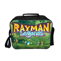 Rayman Kid Adult Lunch Box Lunch Bag Picnic Bag G - $19.99