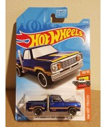 2019 Hot Wheels 55/250 NEW  1978 DODGE LIL RED EXPRESS TRUCK 10/10 FYC60... - $2.97