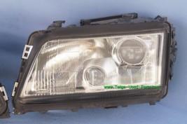 97-99 Audi A8 Quattro HID Xenon Headlight Head Lights Set LH&RH image 2