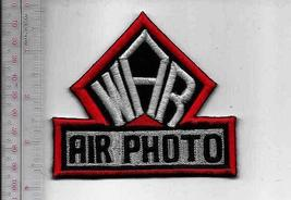 US Army Air Corps & US Air Force USAF WWII War Air Photo Photographer Patch - $9.99