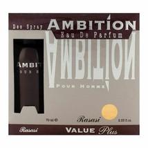 Rasasi Ambition Eau de Parfum For Men 70 ml Free Shipping - $36.96