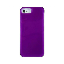 Verizon High Gloss Silicone Cover for iPhone 5 (Purple),Retail Price:$6.99 - $7.92
