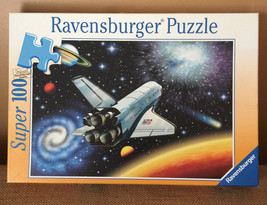Ravensburger Outer Space Puzzle Super 100 2004 Age 6+ 109210 combined sh... - $9.99