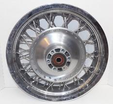 Suzuki VS1400GLP Intruder OEM Rear Wheel Rim MT 4.0 x 15 (65311-38B04) {P1353} - $207.12