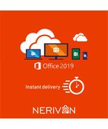 Office 2019 Pro Plus 32/64 Bit Dowload License Genuine  For 1PC - $48.99