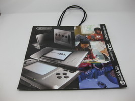Nintendo Promo Original DS Gamecube Game Boy Advance SP Gift Bag Original - $19.99