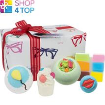 Specs Appeal Gift Pack Bomb Cosmetics Geranium Ylang Ylang Handmade Natural New - $18.80