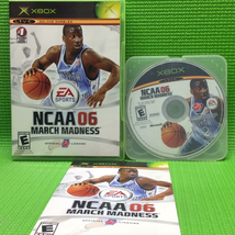 NCAA March Madness 2006 - Microsoft Xbox | Disc Plus - $5.00
