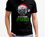 Funny christmas bah hum pug santa claus 01 thumb155 crop